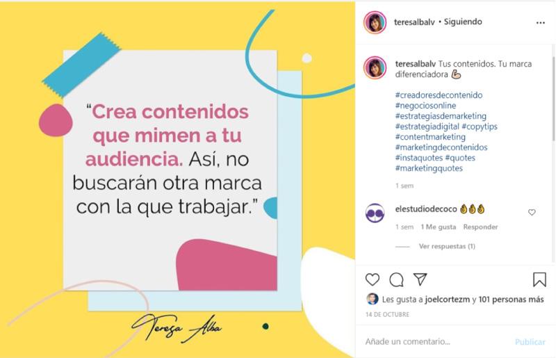 ejemplo como escribir en Instagram (1)